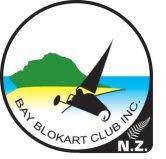 Bay blokart Club Logo