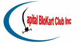 Capital blokart Club Logo