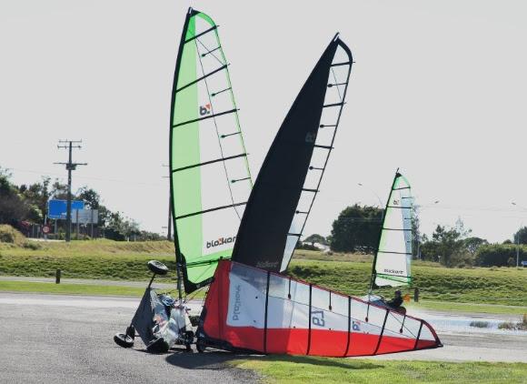 NZBAI Teams Racing