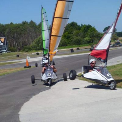 2018 Teams Racing & Blokart Heaven Sendoff Party @ Blokart Recreation Park