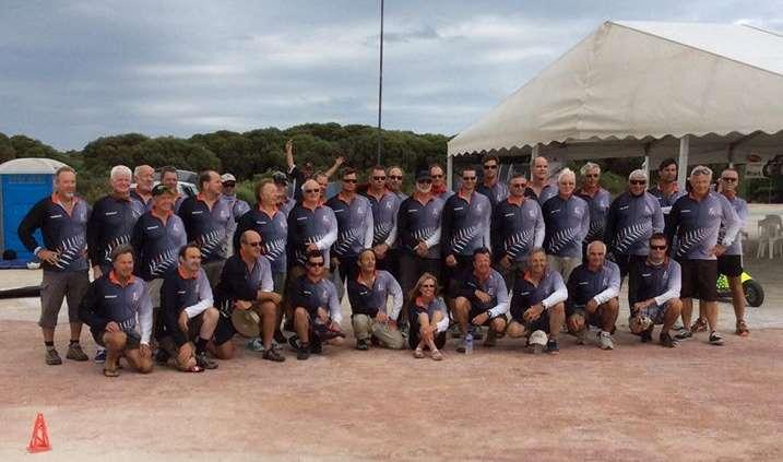 2014 NZ Blokart Team