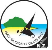 Bay blokart Club Logo