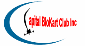 Capital blokart Club Logo