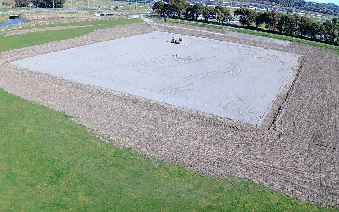 New Blokart Track In Hawkes Bay