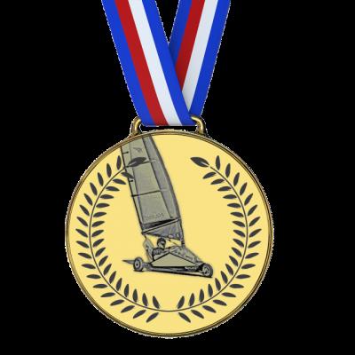 Blokart Medal